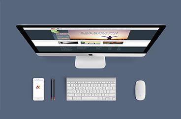 博仁人文网站设计建设