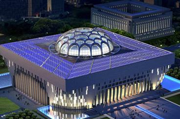 山东博物馆环境导视系统设计