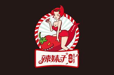 辣妹子火锅品牌形象全案设计