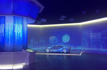 博一新能源热控动力展厅