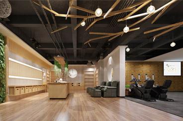 朵拉朵尚办公空间设计