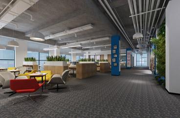 创业园办公空间设计