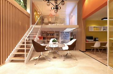 淘房不动产办公空间设计